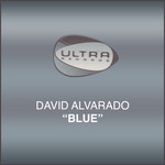 ALVARADO, David - Blue (Front Cover)