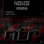 FACELESS - Insania (Front Cover)