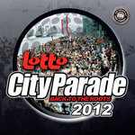 VARIOUS - Cityparade 2012 Back To The Roots (Front Cover)