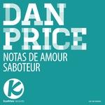 PRICE, Dan - Notas De Amour (Front Cover)