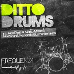 DITTO - Drums (Front Cover)