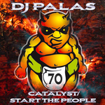 DJ PALAS - Catalyst (Front Cover)