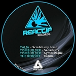TALIA/TOMBUILDER/THE REBOOT - Reactif 07 (Front Cover)