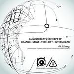 AUGUSTOBEATS - Concept EP (Front Cover)