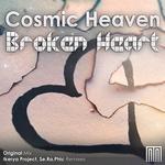 HEAVEN, Cosmic - Broken Heart (Front Cover)