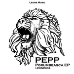 PEPP - Porumbeasca EP (Front Cover)
