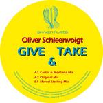 SCHLEENVOIGT, Oliver - Give & Take (Front Cover)