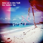 LEE, Anna vs ALEX TEEB - One Summer Day (Front Cover)