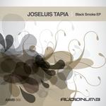 TAPIA, Joseluis - Black Smoke EP (Front Cover)
