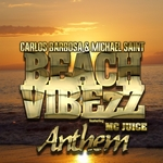 BARBOSA, Carlos/MICHAEL SAINT feat MC JUICE - Beach VibezZ (Front Cover)