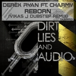 RYAN, Derek feat CHARMY - Reborn (Front Cover)