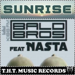 BALD BROS feat NASTA - Sunrise (Front Cover)