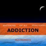 MASTERCRIS feat KAT BLU - Addiction (Front Cover)