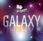 SEASIDE CLUBBERS - Galaxy (Front Cover)