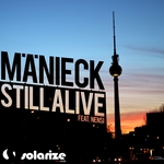 MANIECK feat NENSI - Still Alive (Front Cover)