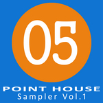 RATEUKE, Daniel/LAKI/SOTISFACTION/DALAS - Point House Sampler Vol 1 (Front Cover)