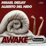 MISAEL DEEJAY/ALBERTO DEL NIDO - Awake (Front Cover)