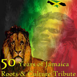 VARIOUS - 50 Years of Jamaica Roots & Culture Tribute (Front Cover)