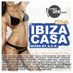 Ibiza Casa Vol 3 (mixed by ACK: incl 34 Unmixed Tracks & 2 No Stop DJ mixes)