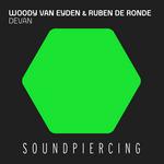 VAN EYDEN, Woody/RUBEN DE RONDE - Devan (Front Cover)