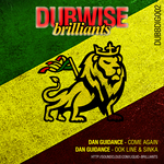 DAN GUIDANCE - Dubwise Brilliants vol 2 (Front Cover)