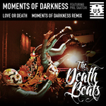 DEATH BEATS, The - Moments Of Darkness (Front Cover)
