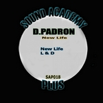 D PADRON - New Life (Front Cover)