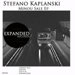 KAPLANSKI, Stefano - Minou Sale EP (Front Cover)