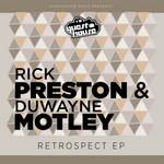 PRESTON, Rick/DUWAYNE MOTLEY - Retrospect EP (Front Cover)