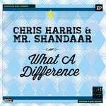 HARRIS, Chris/MR SHANDAAR - What A Difference (Front Cover)