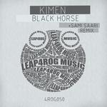 KIMEN - Black Horse (Front Cover)