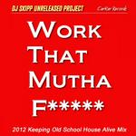 DJ SKIPP UNRELEASED PROJECT - Work That Mutha F***** (Front Cover)