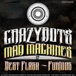 CRAZYBOTS - Mad Machines (Front Cover)