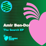 BEN-DOR, Amir - The Search EP (Front Cover)
