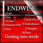 ENDWISE JP - Getting Into Stride (Front Cover)