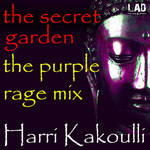 KAKOULLI, Harri - The Secret Garden The Purple Rage Mix (Front Cover)