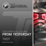 PARR, Tom/ALEX BURN - From Yesterday (Front Cover)