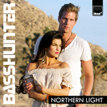 BASSHUNTER - Northern Light (Front Cover)
