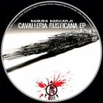 HOMMA HONGANJI - Cavalleria Rustica EP (Front Cover)