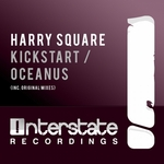 HARRY SQUARE - Kickstart EP (Front Cover)