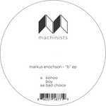 ENOCHSON, Markus - B EP (Front Cover)