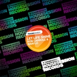 CARROLL, Ron/SWAYLO - Let Life Shine (remixes) (Front Cover)