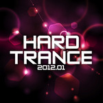 VARIOUS - Hard Trance 2012 01 (Front Cover)