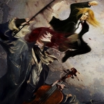 KYOTOBLOOM - Vengeance With Violin (Front Cover)