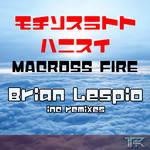 LESPIO, Brian - Macross Fire (Front Cover)