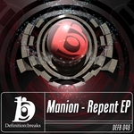 MANION - Repent EP (Front Cover)