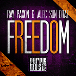 PAXON, Ray/ALEC SUN DRAE - Freedom (Front Cover)