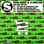 SBERT, Dani/JJ MULLOR - So Get Up EP (Front Cover)