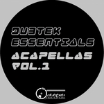 VARIOUS - Dubtek Essentials Acapellas Vol1 (Front Cover)