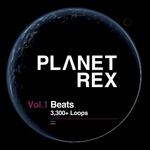 DIGITAL REDUX - Planet Rex Vol 1 (Sample Pack REX/RX2) (Front Cover)